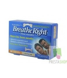 TIRA NASAL BREATHE RIGHT 30 PQ