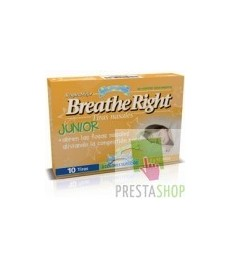 TIRA NASAL BREATHE RIGHT JUNIOR 10UNI