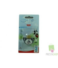 CHUPETE NUK T 2 LATEX DISNEY MICKEY MOUSE
