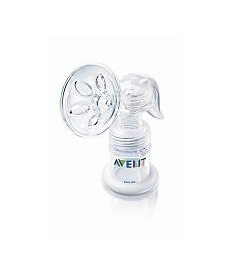 AVENT EXTRACTOR LECHE ISIS MANUAL