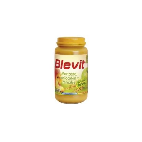 BLEVIT 130 MANZANA/MELOCOTON/CEREALES