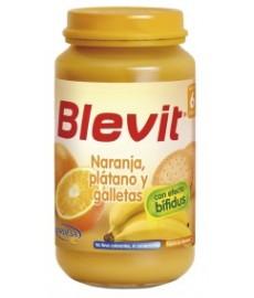 BLEVIT 130 NARANJA/PLATANO/GALLETA