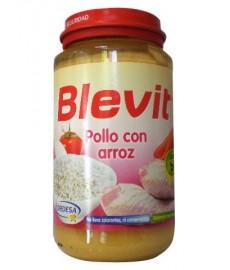 BLEVIT POTITO POLLO CON ARROZ 250 G