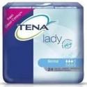 TENA LADY COMPRESA NORMAL 24