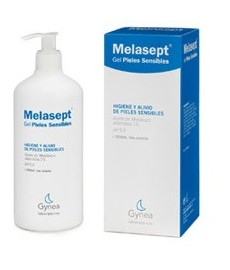 MELASEPT GEL PIELES SENSIBLES 500ML.
