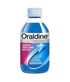 ORALDINE ANTICARIES 400 ML
