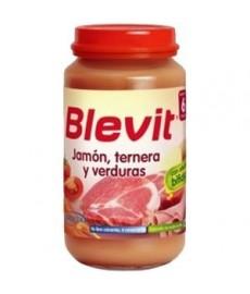 Blevit tarrito jamon/ternera/verdur 250g