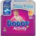 PAÑAL DODOT ACTIVITY T4 9 A 15KG)