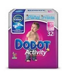 PAÑAL DODOT ACTIVITY T5 (13 A 18KG)