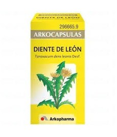DIENTE DE LEON 100 CAPSULAS