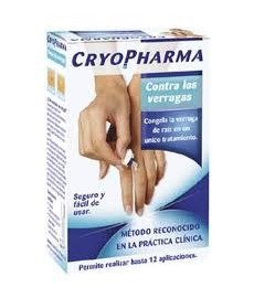 CRYOPHARMA SPRAY VERRUGAS