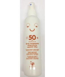 IA SPRAY TRANSPARENTE FOTOPROTECTOR NIÑOS 200ML