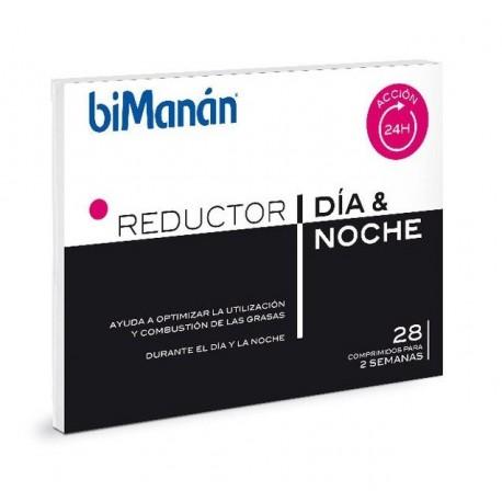 BIMANAN REDUCTOR DIA-NOCHE 28 COMPRIMIDOS
