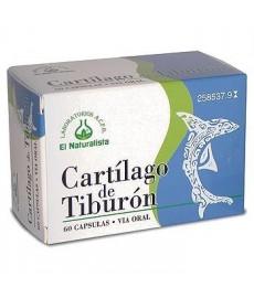 EL NATURALISTA CARTILAGO DE TIBURON 60 CAPSULAS