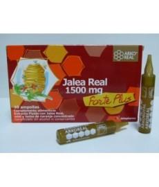 JALEA REAL FRESCA ARKO FORTE PLUS 20 AMPOLLAS 1500MG