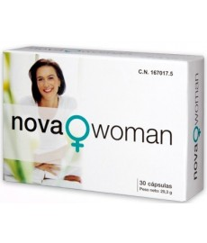 NOVA WOMAN 30 CAPSULAS NUTRITION CENTER