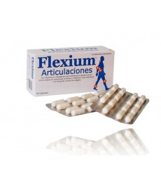FLEXIUM ARTICULACIONES 60 CAPSULAS