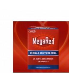 MEGARED OMEGA 3 500MG 40 CAPSULAS