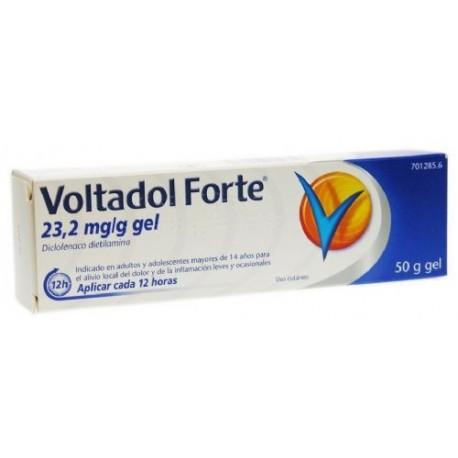 VOLTADOL FORTE GEL 50 GR