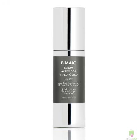 Serum activador hialurónico unisex 30 ml Bimaio